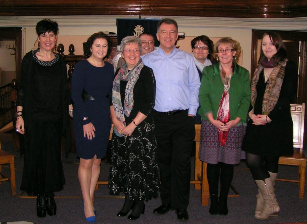Tabernacle Church Sunday School Teachers